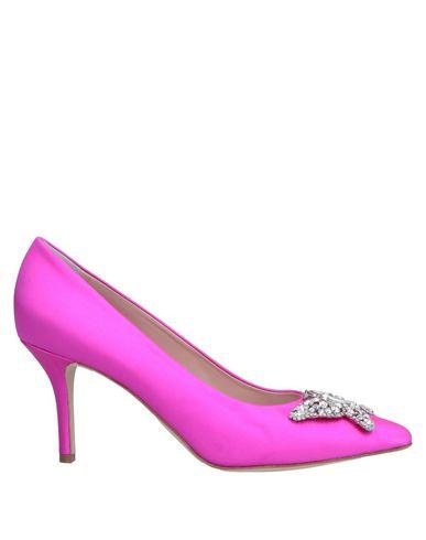 Фото - Женские туфли ARUNA SETH цвета фуксия