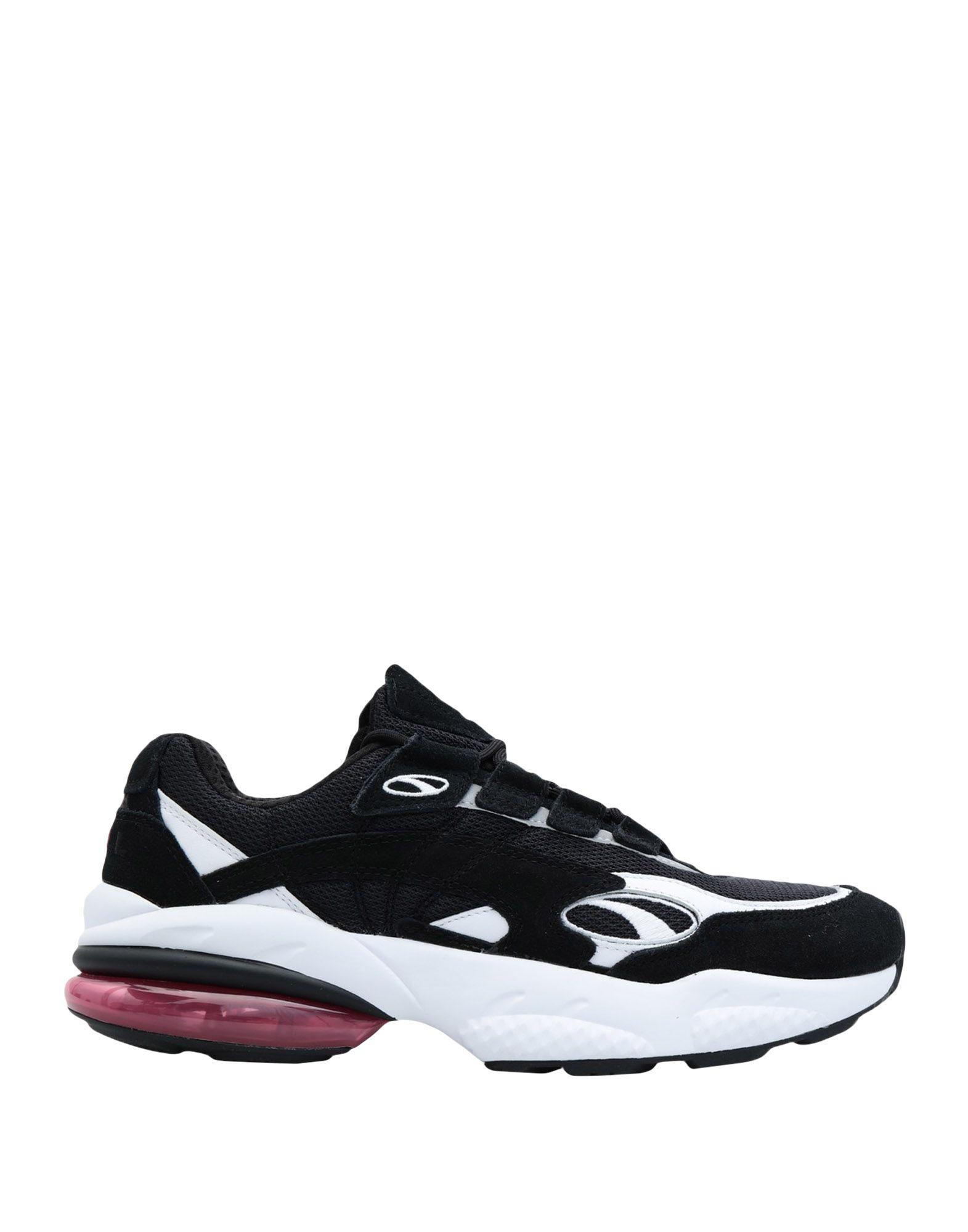 《セール開催中》PUMA CELL メンズ スニーカー&テニスシューズ(ローカット) ブラック 4 紡績繊維 Cell Venom Puma
