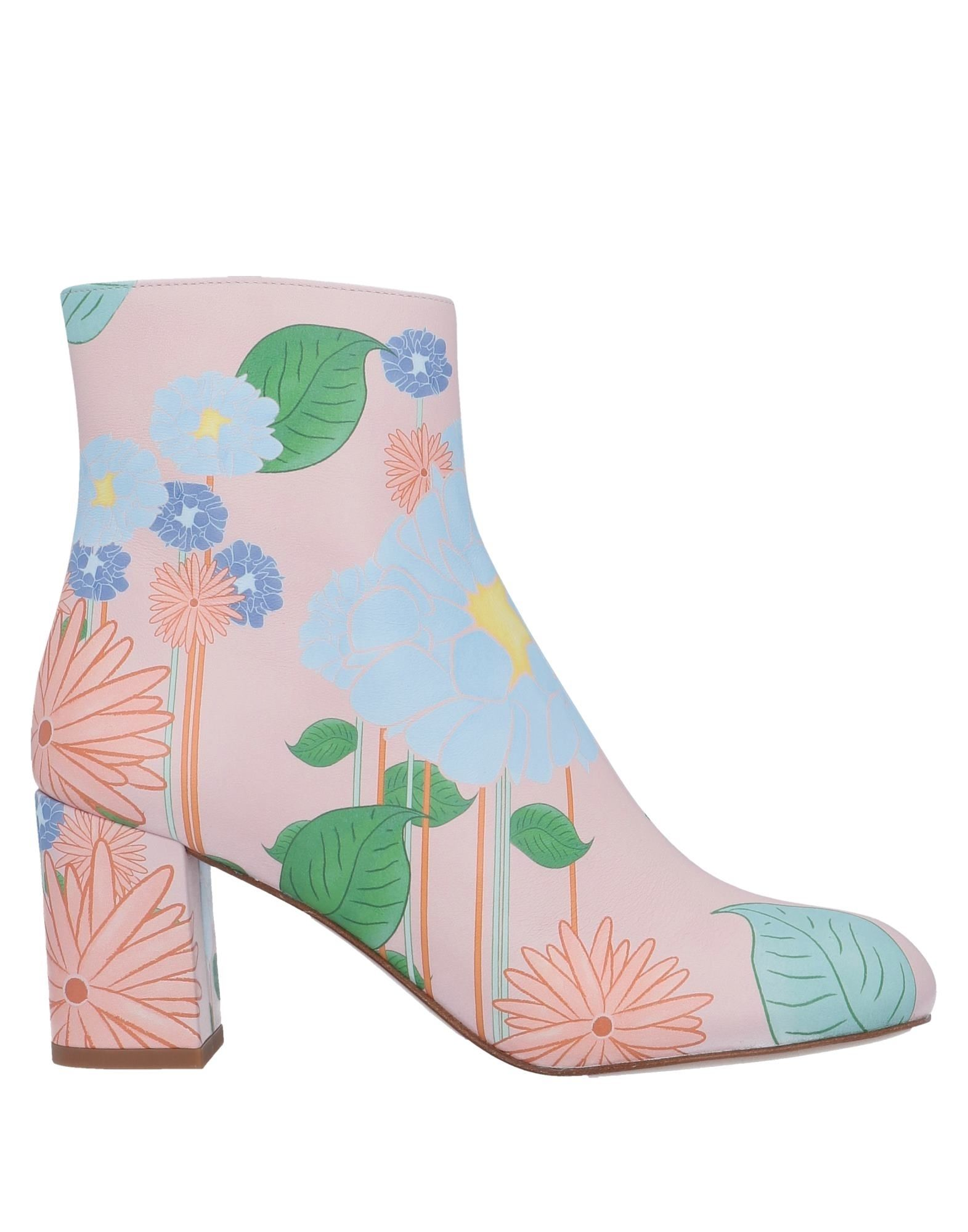 CAMILLA ELPHICK Полусапоги и высокие ботинки camilla elphick туфли