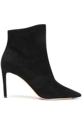JIMMY CHOO Helaine suede ankle boots