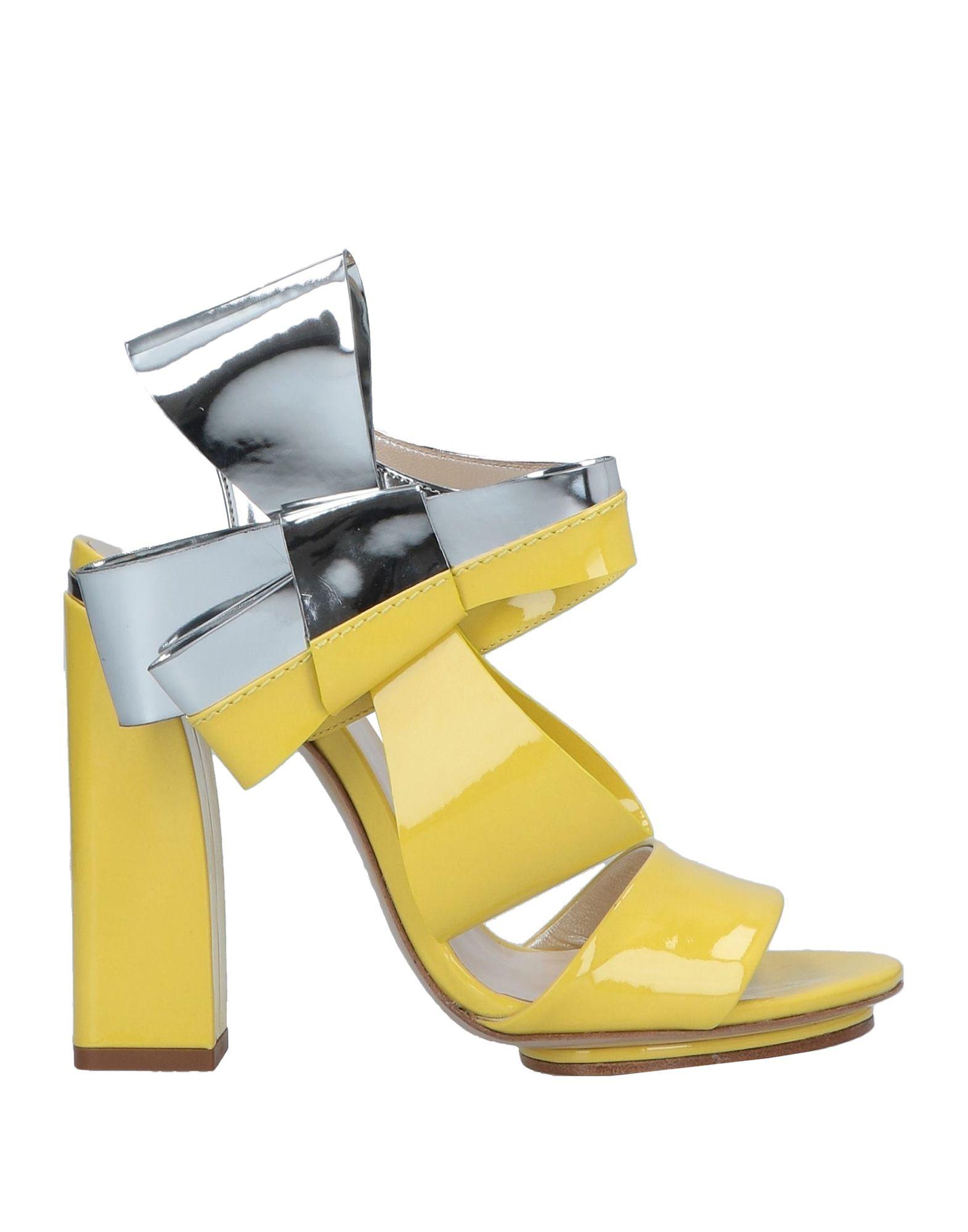 DELPOZO | DELPOZO Sandals 11691594 | Goxip