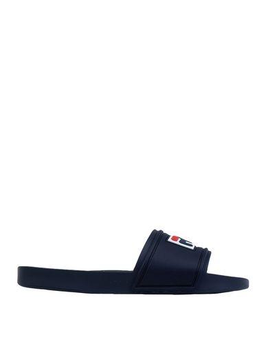 Фото - Женские сандали MELISSA + FILA синего цвета