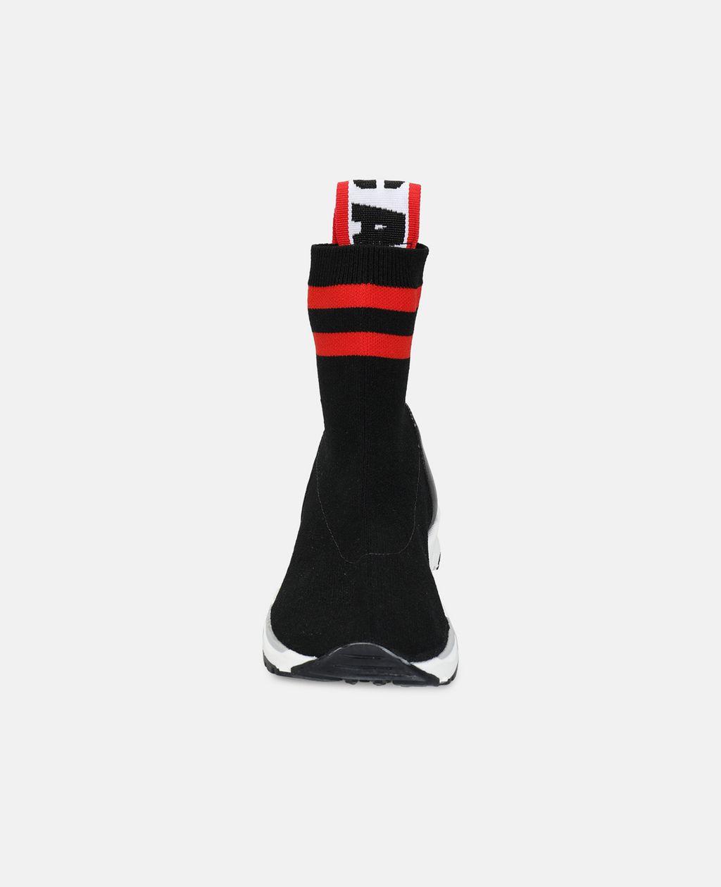 Stella McCartney - Black Sock Sneaker - 2