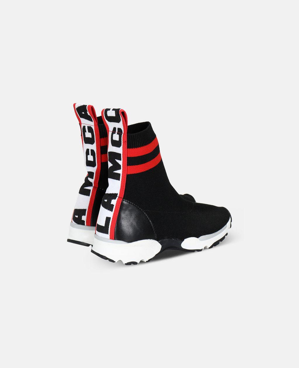 Stella McCartney - Black Sock Sneaker - 4
