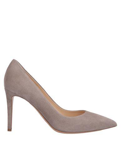 Купить Женские туфли  цвет голубиный серый