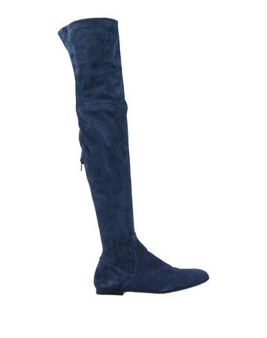 Купить Женские сапоги AGL ATTILIO GIUSTI LEOMBRUNI грифельно-синего цвета