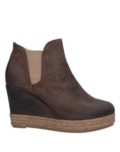 Фото - Полусапоги и высокие ботинки от ESPADRILLES цвет какао