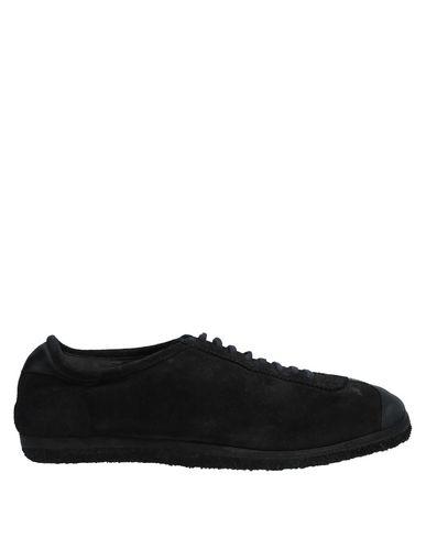 Купить Низкие кеды и кроссовки от GUIDI черного цвета