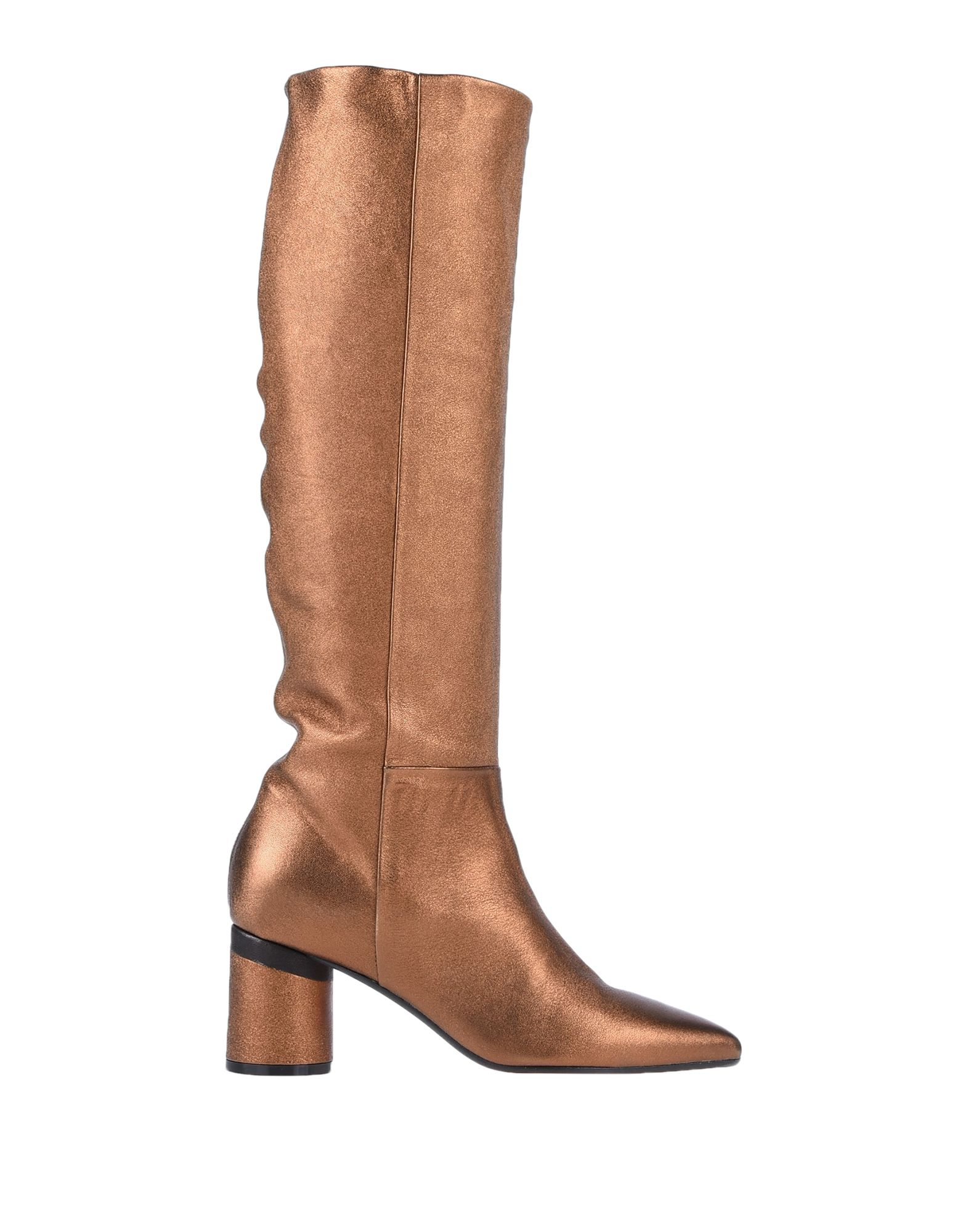 Alysi Boots In Copper