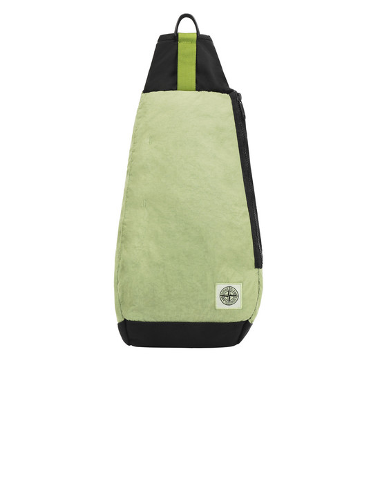 STONE ISLAND 91470 Backpack Man Pistachio Green