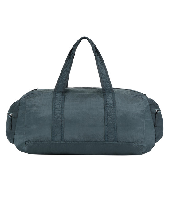 STONE ISLAND 91032 NYLON METAL WATRO RIPSTOP_PACKABLE-TC  Travel & duffel bag Man Dark Teal Green