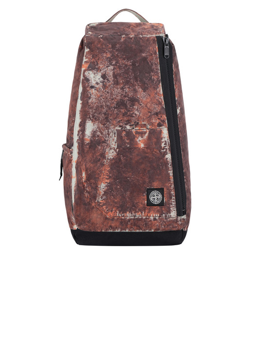 STONE ISLAND Mochila 912PD PAINTBALL CAMO_COTTON/CORDURA®