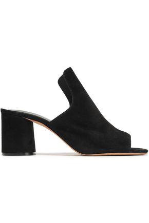 VINCE. Tanay suede mules