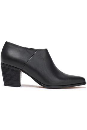 VINCE. Hamilton leather ankle boots