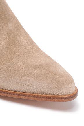 VINCE. Hamilton suede ankle boots