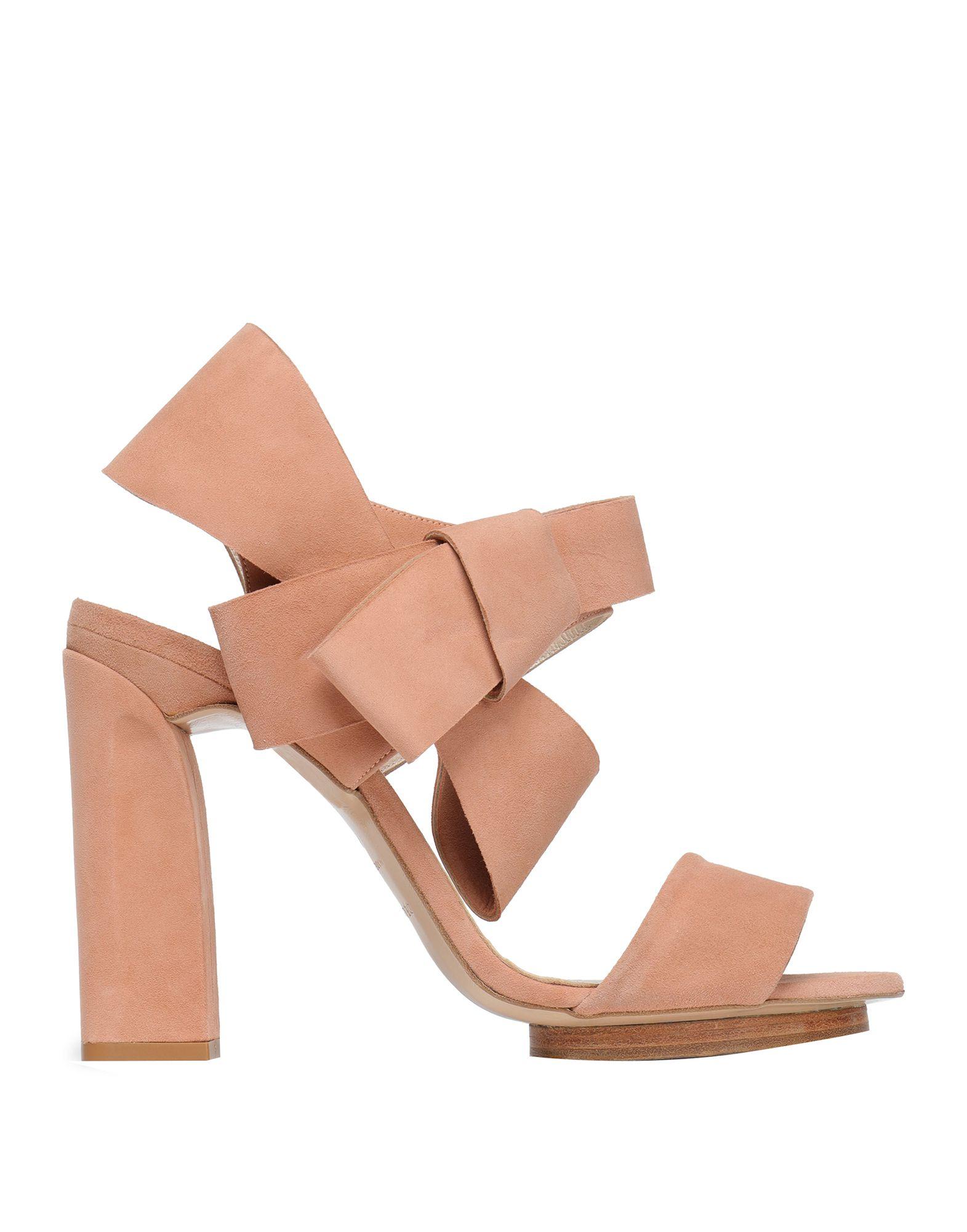 DELPOZO | DELPOZO Sandals 11697151 | Goxip