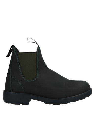 Фото - Полусапоги и высокие ботинки от FOЯME темно-зеленого цвета