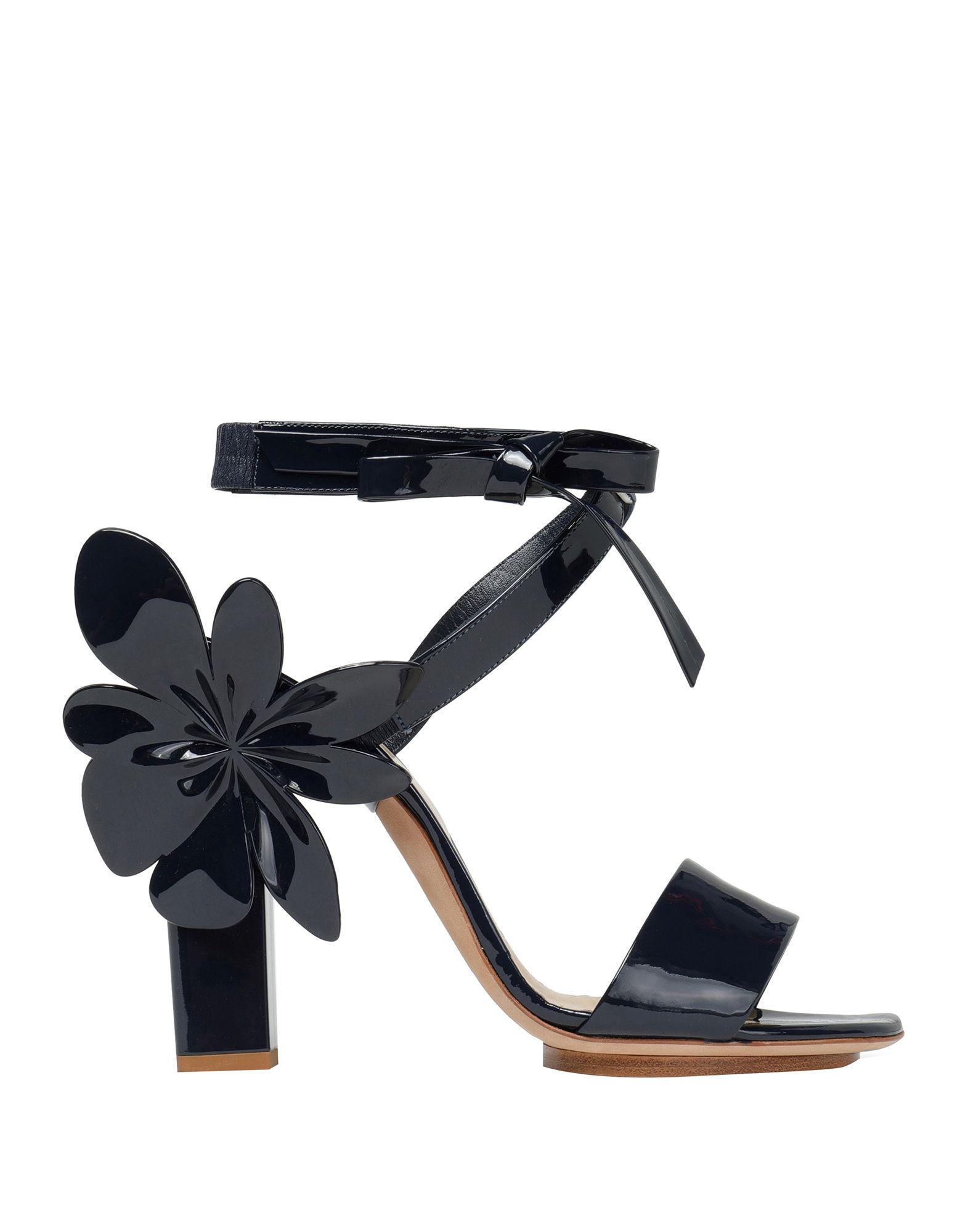 DELPOZO | DELPOZO Sandals 11697564 | Goxip
