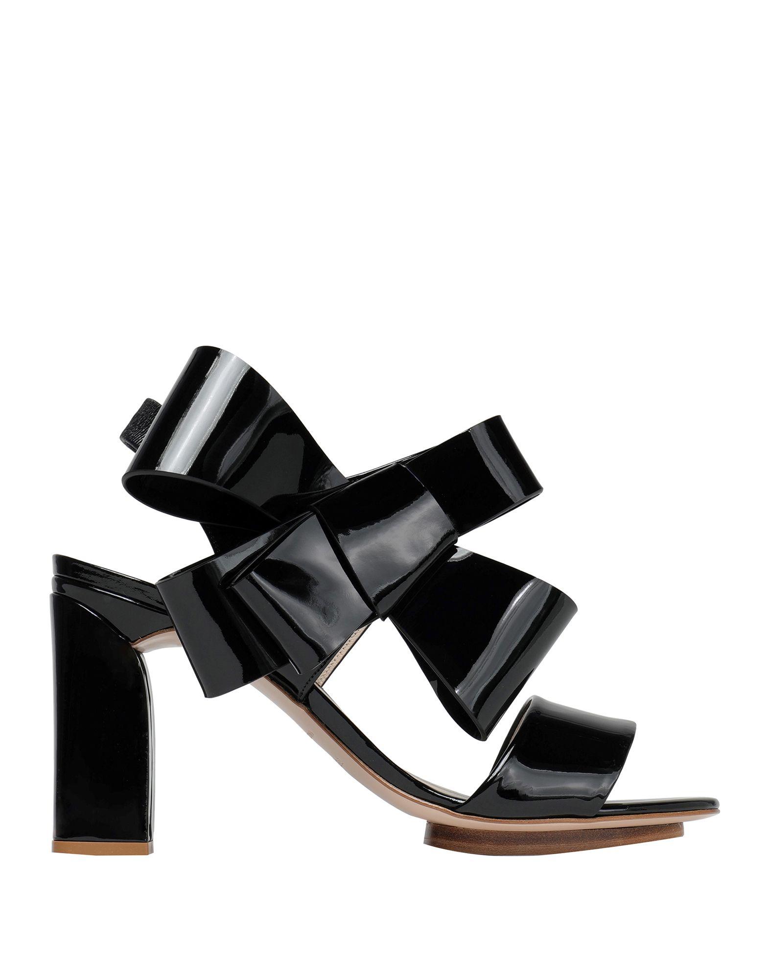 DELPOZO | DELPOZO Sandals 11697655 | Goxip