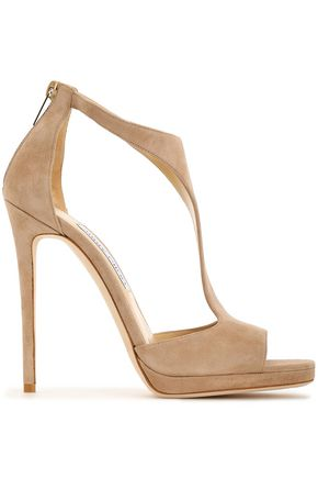 JIMMY CHOO Lana suede sandals