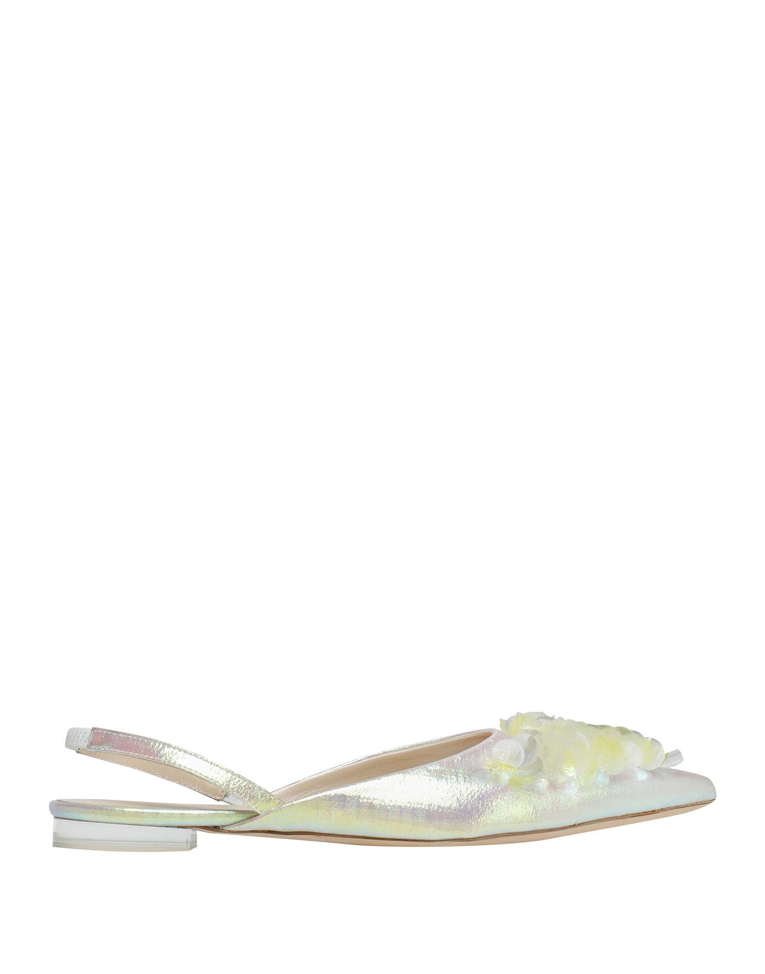 DELPOZO | DELPOZO Ballet Flats 11697663 | Goxip