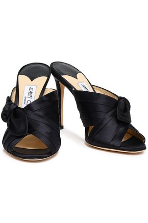JIMMY CHOO Keely suede sandals