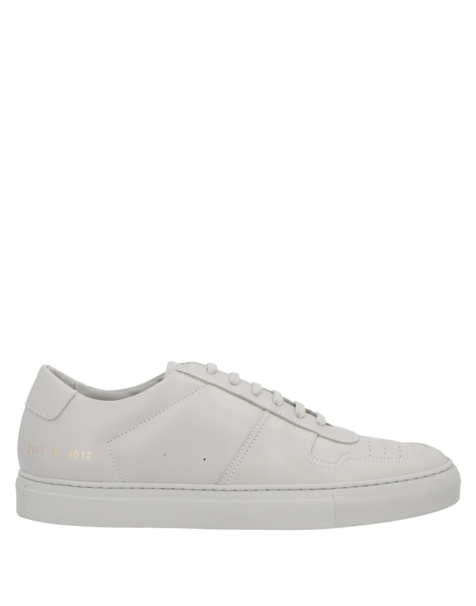 COMMON PROJECTS Low-tops & sneakers - Item 11697703