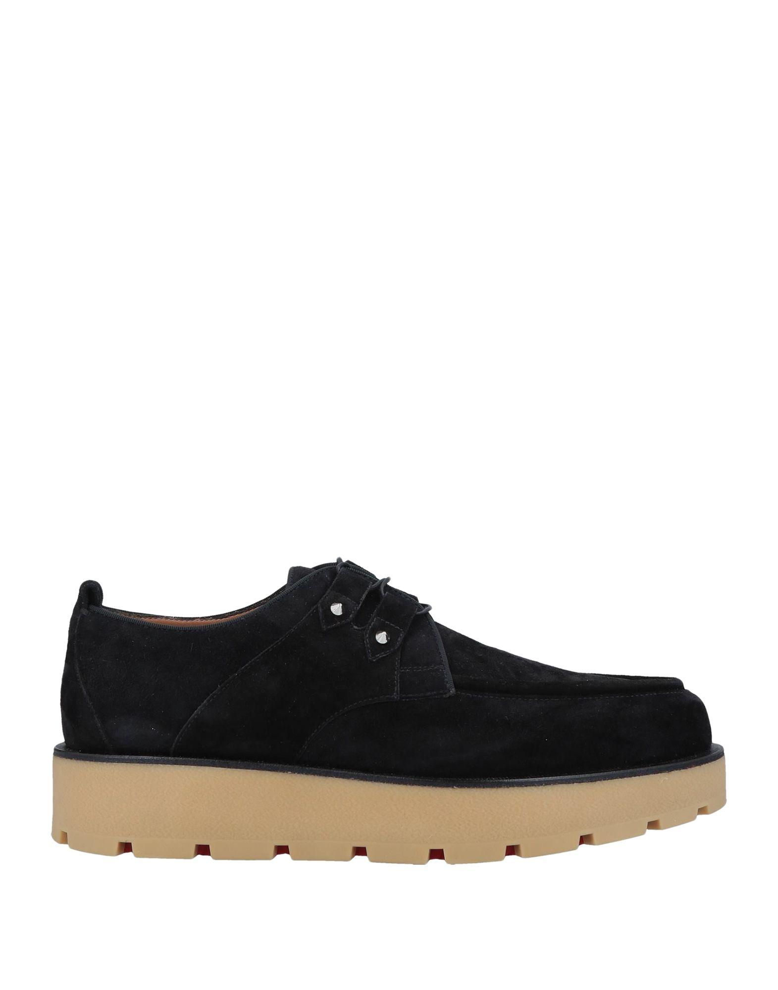 CHRISTIAN LOUBOUTIN Обувь на шнурках цены онлайн