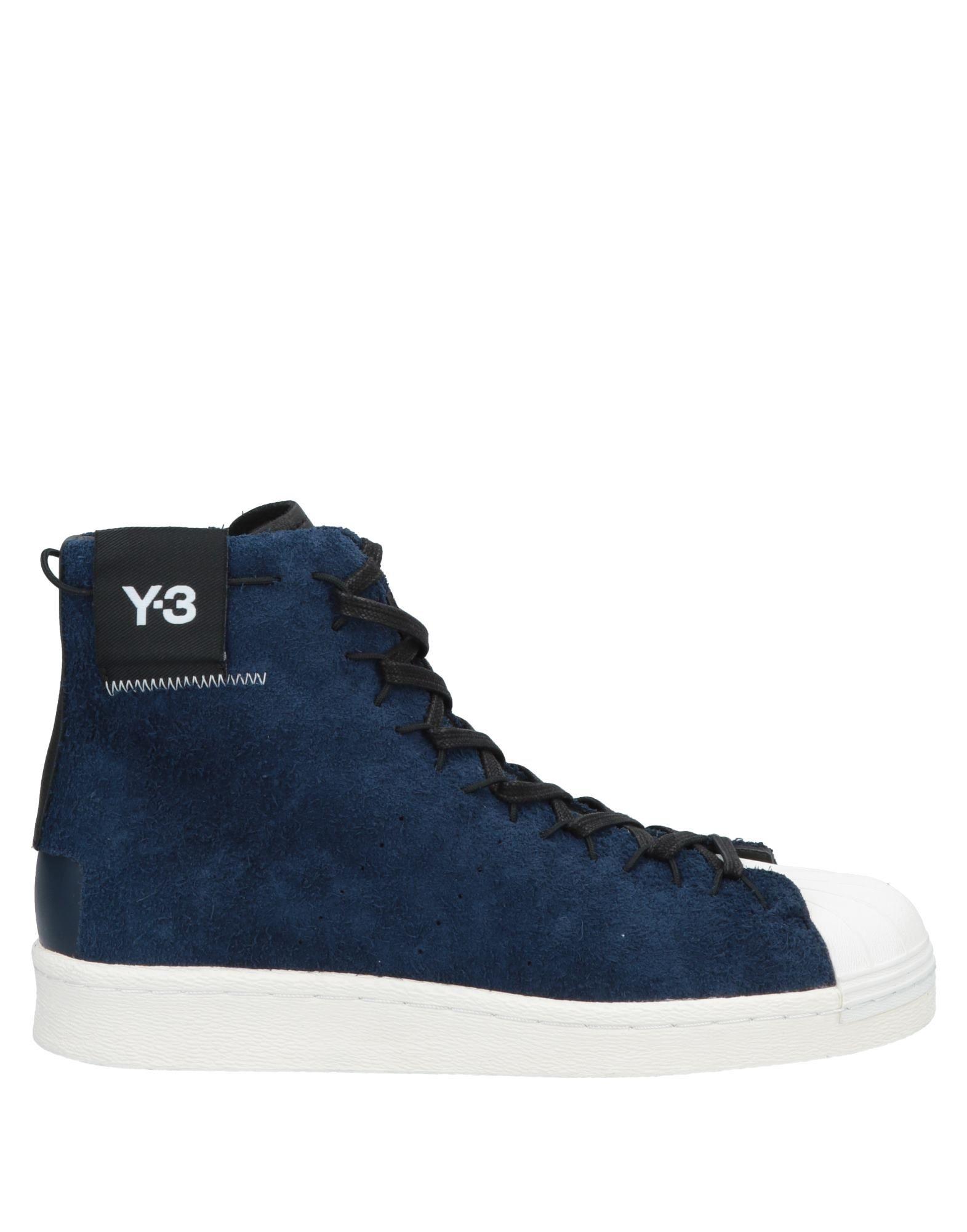 цена Y-3 Высокие кеды и кроссовки онлайн в 2017 году