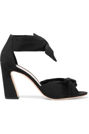 LOEFFLER RANDALL Nan knotted woven sandals