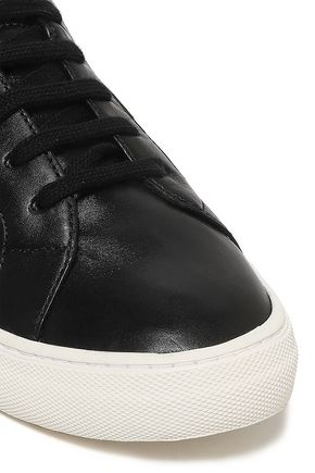 MARC JACOBS Leather sneakers