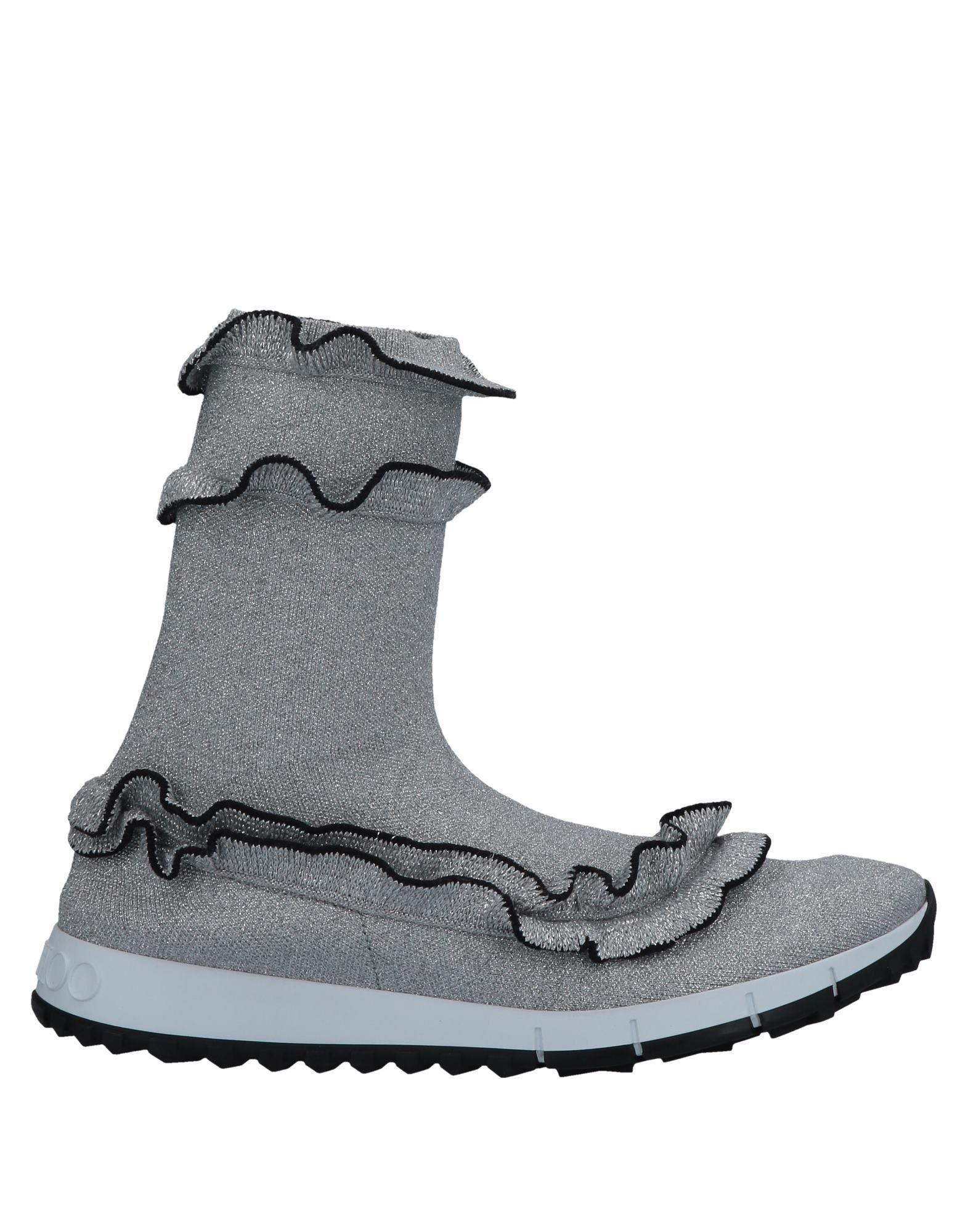 JIMMY CHOO Высокие кеды и кроссовки кеды на шнуровке кожаные jimmy connors leopard