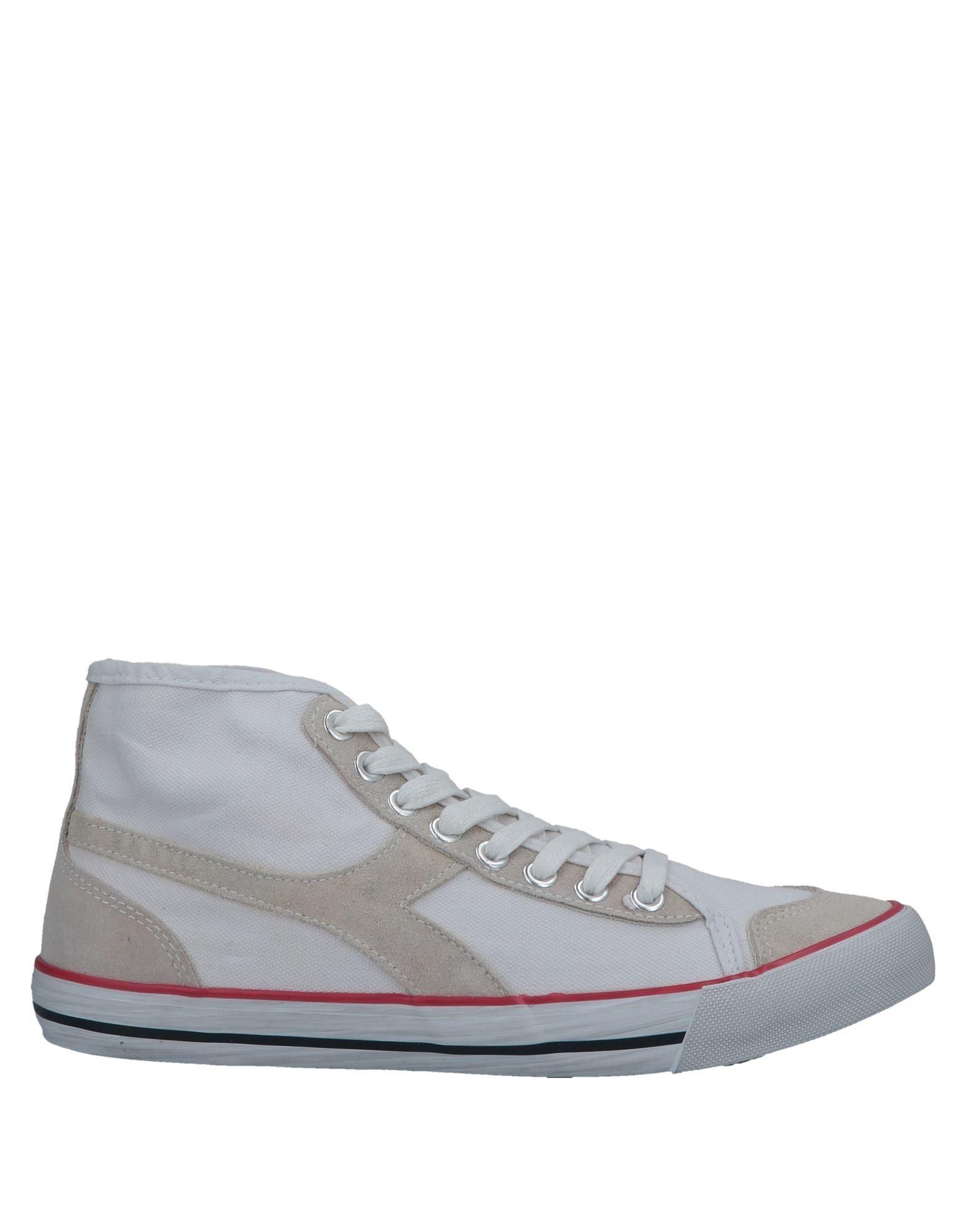 все цены на DIADORA Низкие кеды и кроссовки онлайн