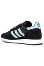 ADIDAS ORIGINALS Forest Grove shell-paneled striped suede sneakers