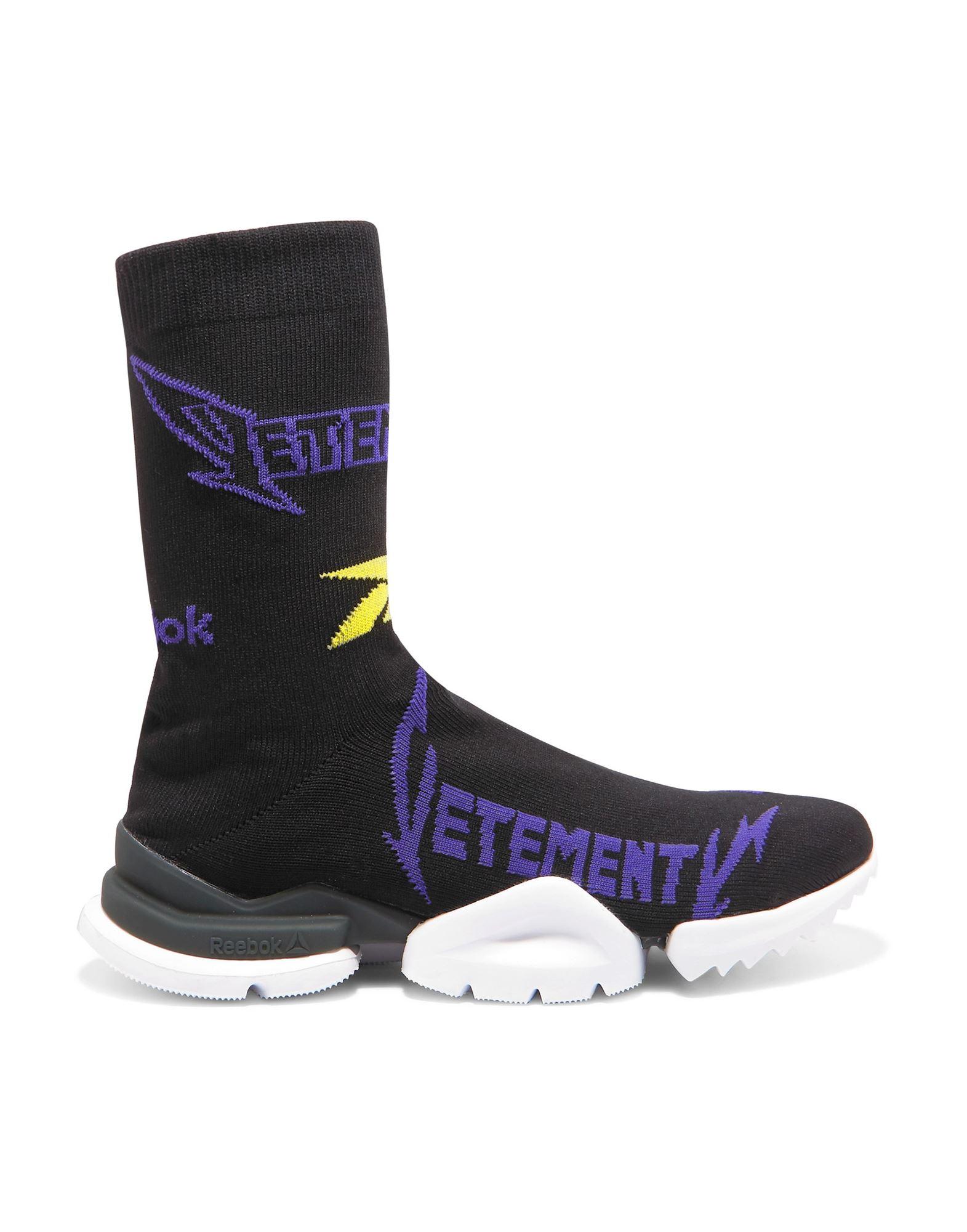 REEBOK x VETEMENTS Высокие кеды и кроссовки o x s высокие кеды и кроссовки