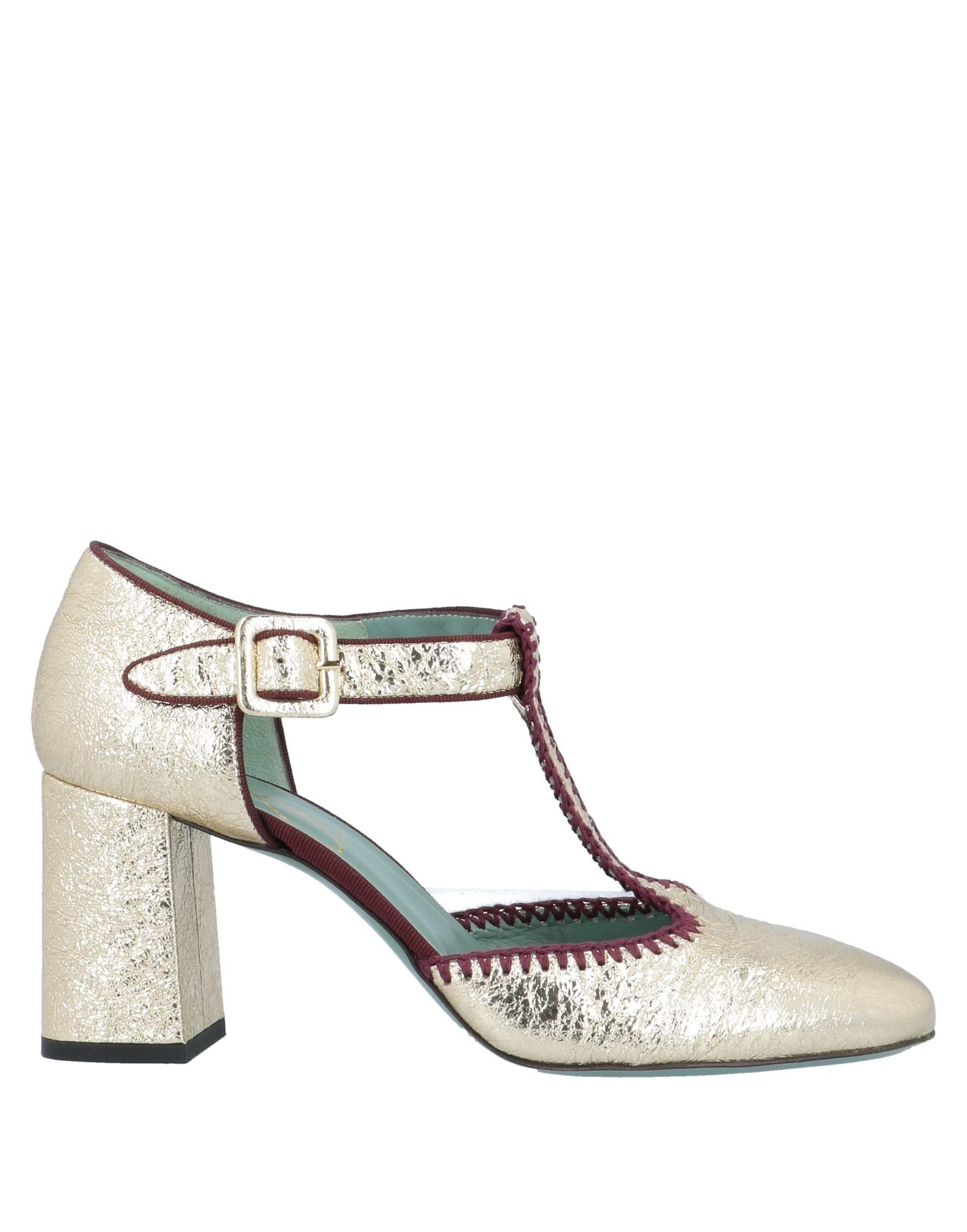 PAOLA D'ARCANO Туфли недорго, оригинальная цена
