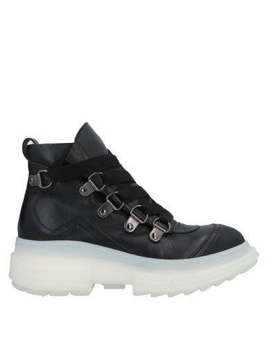 Фото - Полусапоги и высокие ботинки от BEYOND черного цвета