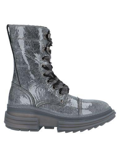 Фото - Полусапоги и высокие ботинки от BEYOND серого цвета
