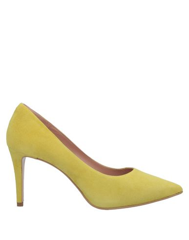 Фото - Женские туфли C.WALDORF светло-желтого цвета