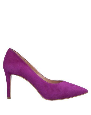 Фото - Женские туфли C.WALDORF фиолетового цвета