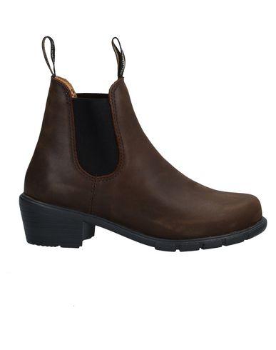 Полусапоги и высокие ботинки BLUNDSTONE