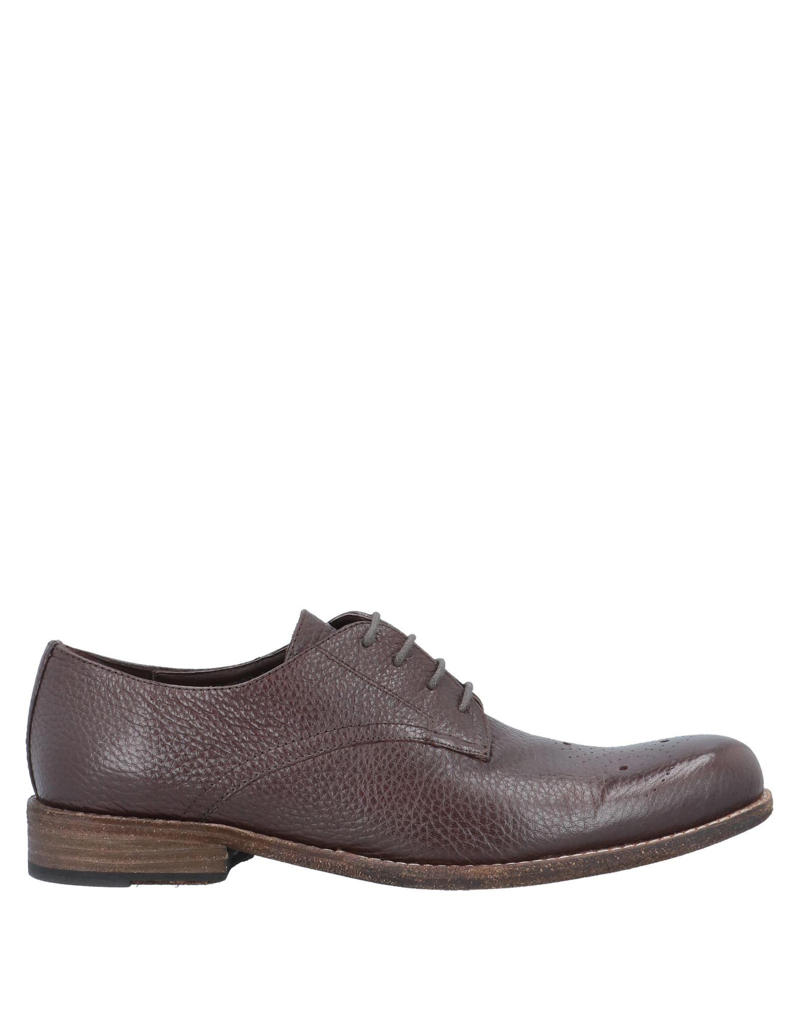 CENTO X CENTO Обувь на шнурках ateliers heschung x oamc обувь на шнурках