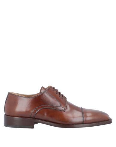 Фото - Обувь на шнурках от NUOVA VEREGRA® коричневого цвета