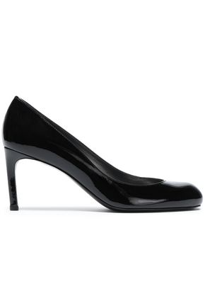 STUART WEITZMAN Patent-leather pumps