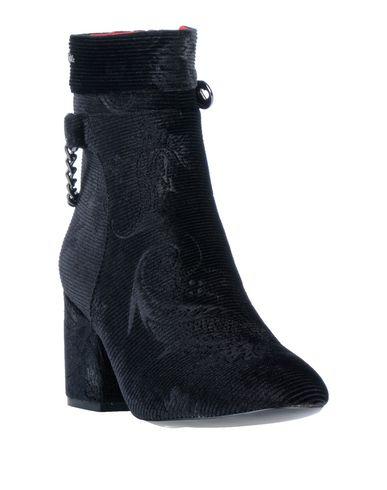 Фото 2 - Полусапоги и высокие ботинки от LOVETOLOVE® черного цвета