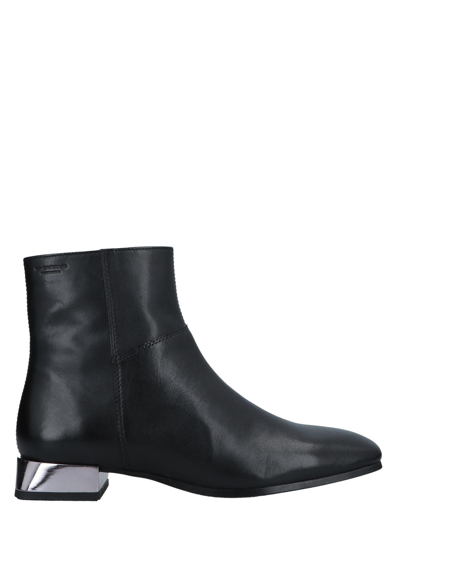 VAGABOND SHOEMAKERS Полусапоги и высокие ботинки цены