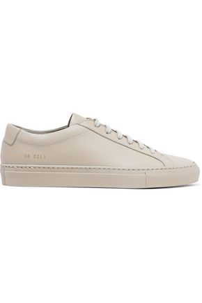 WOMAN by COMMON PROJECTS Original Achilles printed leather sneakers