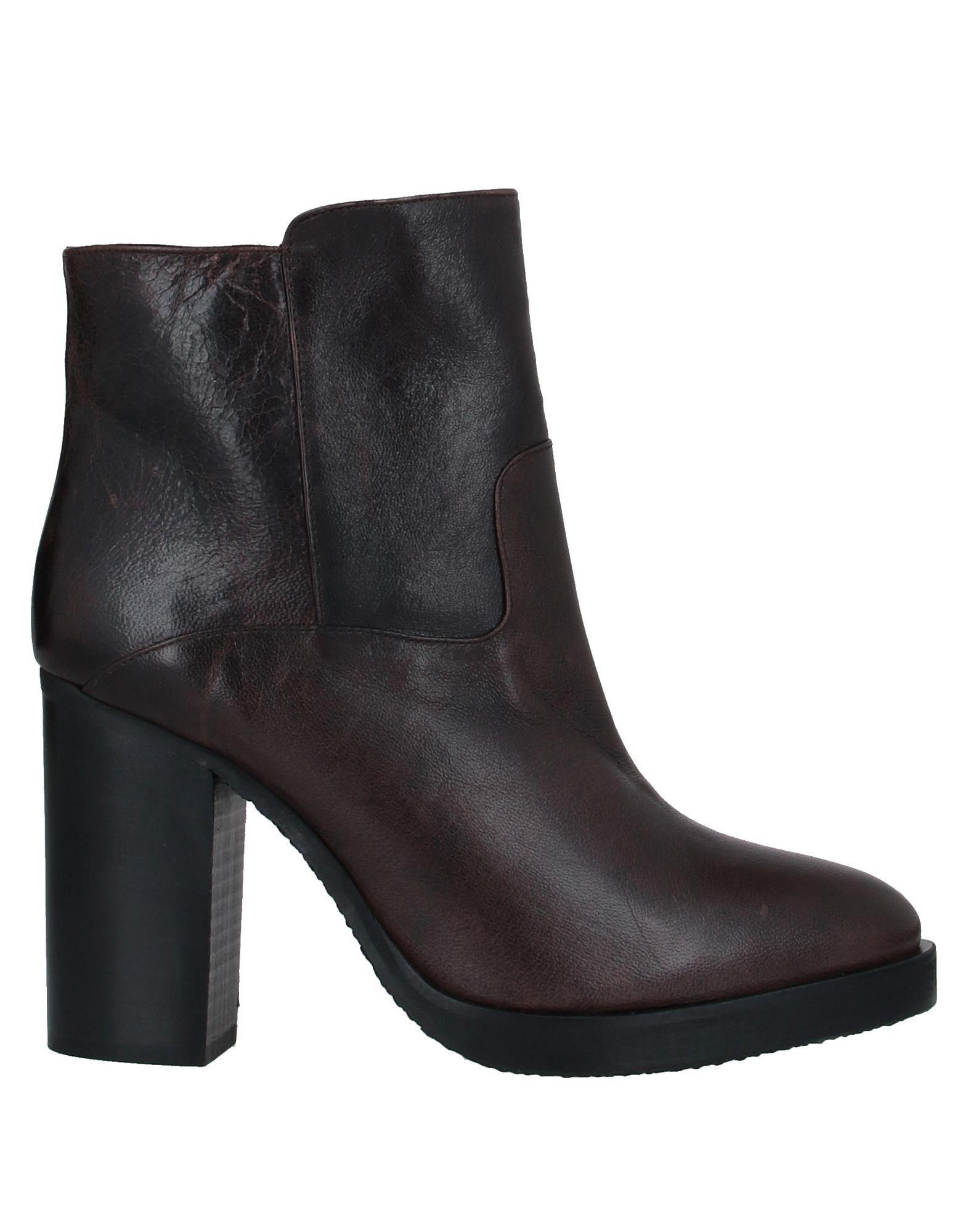 ISABELLA C Полусапоги и высокие ботинки c doux полусапоги и высокие ботинки