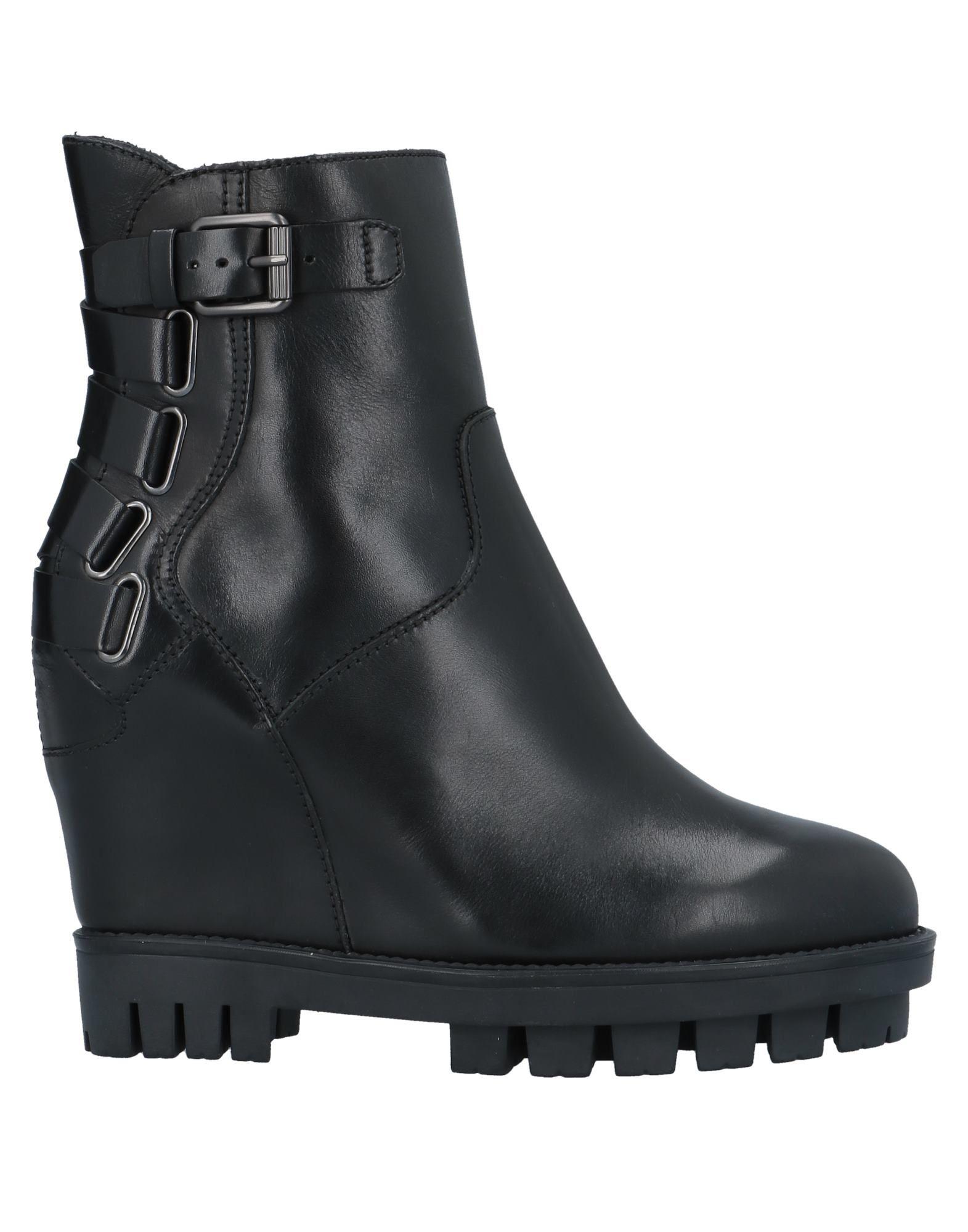 HOGAN REBEL Полусапоги и высокие ботинки hogan rebel полусапоги и высокие ботинки