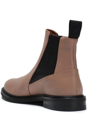 ATP ATELIER Clivia leather ankle boots